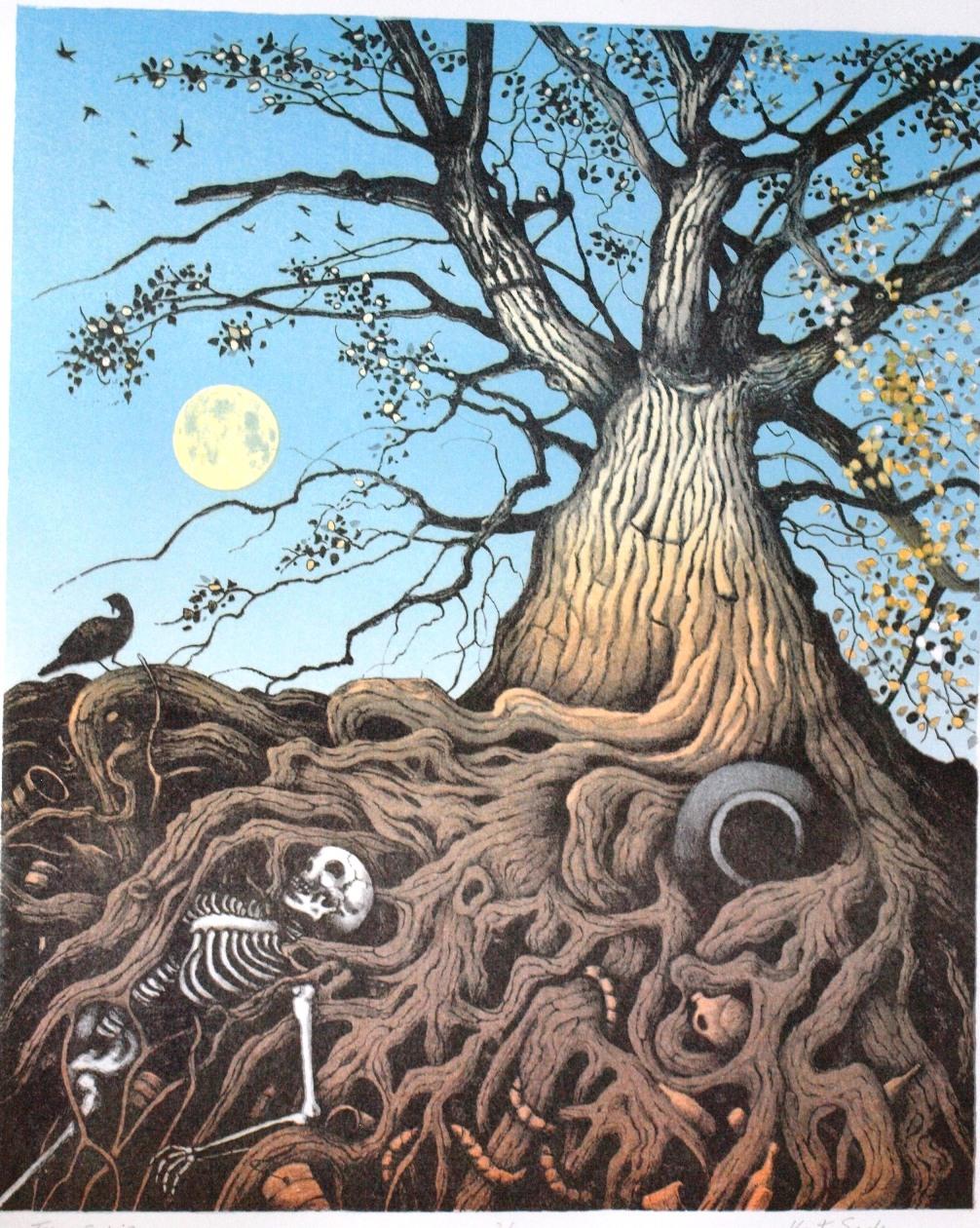 tree of life kurt seaberg